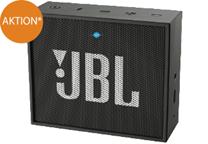 JBL GO, Bluetooth Lautsprecher, Schwarz