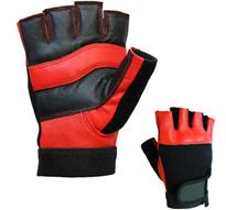 Bild zu JEETA Fitness-Sale: Trainingshandschuhe aus Leder (Doppelnaht) für 7,95€ inkl. Versand