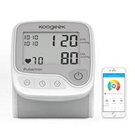 Bild zu Koogeek smartes Bluetooth Blutdruckmessgerät für 21,99€