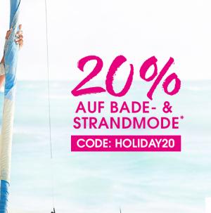 outlet store a2afe 391db Lascana: 20% Rabatt auf Bade- und Strandmode › Dealgott.de
