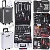 Masko 849tlg Werkzeugkoffer Werkzeugkasten Werkzeugkiste Werkzeug Trolley eBay