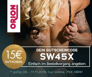 Bild zu Orion: 15€ Rabatt auf (fast) alle Artikel im Shop (MBW: 70€)