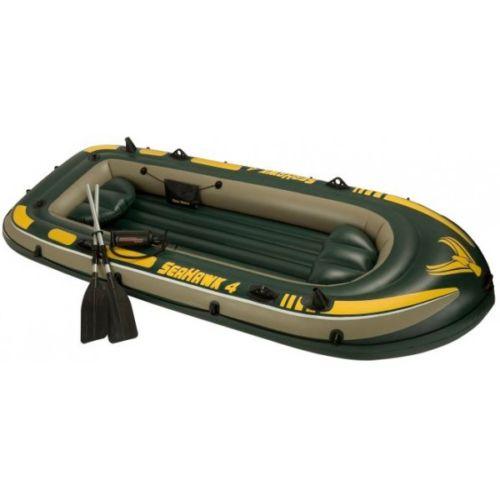 Bild zu Intex Seahawk 4 Schlauchboot-Set mit Paddel für 89,90€ (Vergleich: 99,90€)