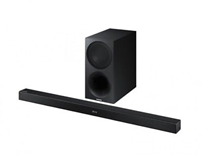 Samsung 2 1 Soundbar HW-M450 Virtual-Surround-System Bluetooth USB HDMI, Schwarz eBay