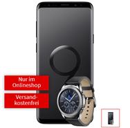 Samsung Galaxy S9 Dual-SIM mit Vertrag - Jetzt günstig bei MediaMarkt