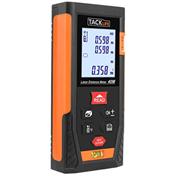 Tacklife HD 40 Klassischer Laser-Entfernungsmesser Distanzmessgerät (Messbreich 0,05~40m ±2mm mit 2 L[...]