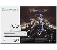 Xbox One S - Consola 1 TB   Sombras De Guerra   Game Pass (1M) Amazon es Videojuegos