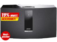 BOSE SoundTouch 30 III - Streaming Lautsprecher (App-steuerbar, Bluetooth, 802 11 b g n, Schwarz)