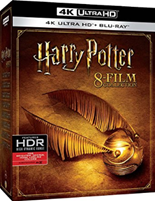 Harry Potter - 8 Film Collection 8 Blu-Ray 4K Ultra Hd 8 Blu-Ray Italia Blu-ray Amazon es Helena Bonh[...]