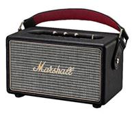 Bild zu Marshall Kilburn Bluetooth Lautsprecher schwarz für 149,90€ (Vergleich: 171,15€)