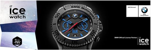 Bild zu brands4friends: ICE-WATCH Uhren BMW Motorsport ab 39,99€