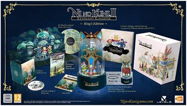 Bild zu Amazon.co.uk: Ni No Kuni 2: Schicksal eines Königreichs – King's Edition – [PC] für 72,93€ (Vergleich: 102,78€)
