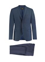 """Bild zu s.Oliver Black Label Herren Anzug """"Cosimo"""" Slim Fit für 84,91€"""