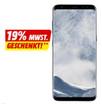 Bild zu SAMSUNG Galaxy S8 64 GB in versch. Farben für je 354,09€ (Vergleich: 409,70€)