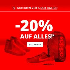 Bild zu Schuhcenter: 20% Rabatt auf alles