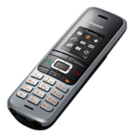 Bild zu Gigaset Mobilteil S850 HX Platin/Schwarz für 49,90€ (Vergleich: 61,20€)