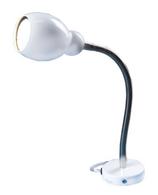 Bild zu Philips 63000/31/16 Leseleuchte (mit 2m Kabel und Schwanenhals) für 9,99€ (Vergleich: 19,97€)