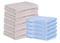 Bild zu Jette Handtücher 10 x 50*100 oder 5 x 70*140 cm für je 23,90€