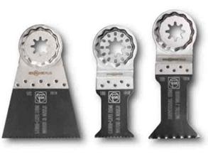 Bild zu Fein E-Cut Combo Starlock Plus Sägeblatter 3 Stück für 15,99€ (Vergleich: 19,90€)
