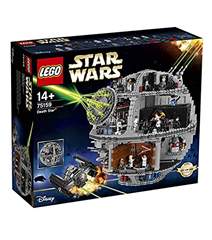 Bild zu LEGO Star Wars – Todesstern (75159) für 363,90€ (Vergleich: 446,90€)