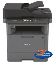 Bild zu Brother DCP-L5500DN Laser-Multifunktionsdrucker s/w (A4, 3in1, Drucker, Kopierer, Scanner, Duplex, BSI, bis zu 40 S/Min) für 199€ (Vergleich: 246,36€)