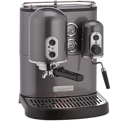 kitchenaid artisan espressomaschine f r 408 90 vergleich 645 93. Black Bedroom Furniture Sets. Home Design Ideas