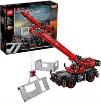 LEGO® Geländegängiger Kranwagen (42082), »LEGO® Technic«