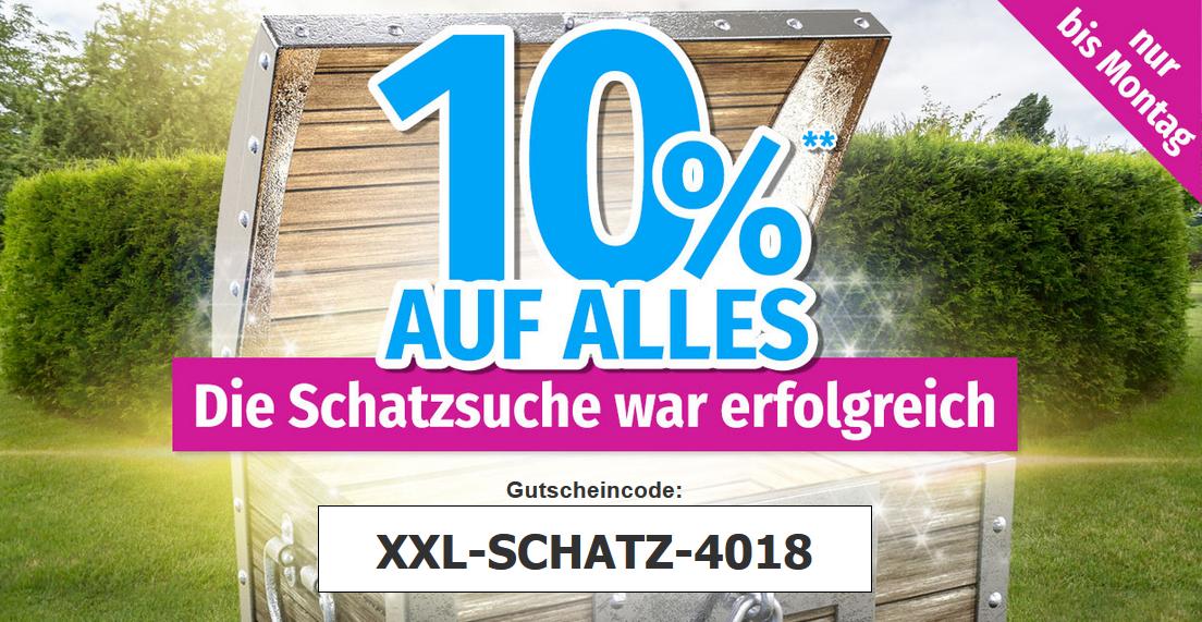 Bild zu GartenXXL: 10% Rabatt auf das gesamte Sortiment