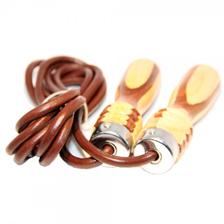 Bild zu FitWorld24 Abverkauf: z.B. Springseil aus Leder mit Kugellager für ab 5,95€ oder Gewichthebergürtel aus Leder PRO14 für 4,95€
