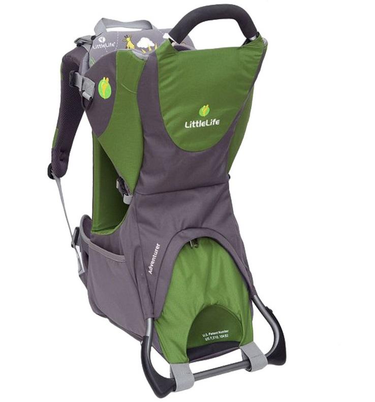 Bild zu LittleIife Adventurer Baby und Kleinkinder Rückentrage für 85,90€ (Vergleich: 116,99€)