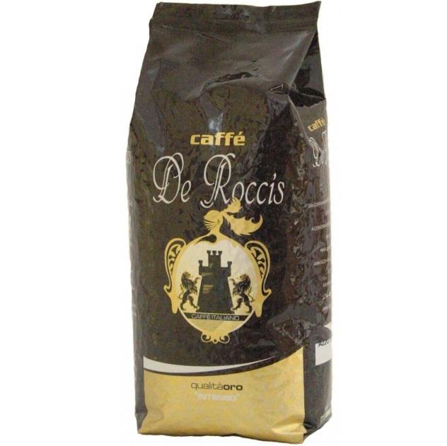 Bild zu 8 kg Kaffeebohnen De Roccis Caffe Oro für 57,54€ (Vergleich: 76,71€)