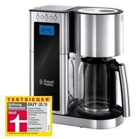 RUSSELL HOBBS 23370-56 Elegance Kaffeemaschine Schnellheizsystem 10 Tassen 1600W eBay