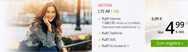 winSIM Handytarife Günstige Handyverträge Allnet Flat