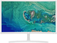 ACER ED242QR Curved 23 6 Zoll Full-HD Monitor (4 ms Reaktionszeit, FreeSync, 75 Hz)