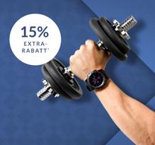 """Bild zu Engelhorn Sport """"Workout Wednesday"""": 15% Extra-Rabatt auf ausgewählte Artikel"""