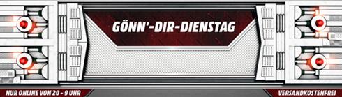 """Bild zu MediaMarkt """"Gönn´ dir Dienstag"""": Filme, Games und Musik, z.B. LOGITECH K800, Tastatur für 66€ inkl. Versand"""