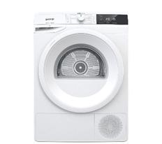 Gorenje D4E82 G Wärmepumpentrockner - 8 kg, Weiß, A