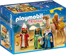 Bild zu Karstadt: Spielset Playmobil Christmas: Heilige Drei Könige 5589 für 15,94€ inkl. Versand (Vergleich: 24,76€)