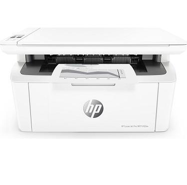 Bild zu S/W-Laser Multifunktionsgerät HP LaserJet Pro MFP M28w für 99€ (Vergleich: 121,98€)