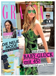 """Bild zu 51 Ausgaben der Zeitschrift """"Grazia"""" für 149,20€ + 150€ BestChoice Gutschein"""
