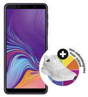 Bild zu congstar Allnet Flat im Telekom Netz (3GB LTE Datenvolumen, Allnet/SMS-Flat) inkl. Samsung Galaxy A7 (einmalig 4,95€) + 120€ adidas Gutschein für 20€/Monat