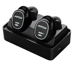 Bild zu Mpow TWS Bluetooth In-Ear-Kopfhörer für 21,99€