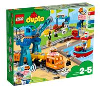 Bild zu LEGO DUPLO – 10875 Güterzug für 79,98€ (Vergleich: 90,99€)