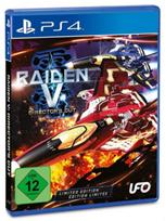Bild zu Raiden V: Director's Cut – Limited Edition [PlayStation 4] für 13€ (Vergleich: 30,98€)
