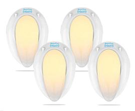 Bild zu 4er Set BamTyo 2in1 Ultraschall Schädlingsbekämpfer mit Nachtlicht für 11,99€