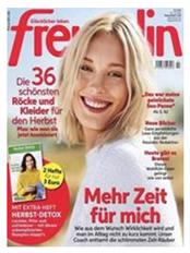 """Bild zu 26 Ausgaben der Zeitschrift """"Freundin"""" für 14,95€ (statt 85,80€)"""