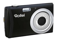 Bild zu ROLLEI Compactline 800 Digitalkamera (20 Megapixel, 5x opt. Zoom, Farb-TFT-LCD) für 55€ (Vergleich: 73,80€)