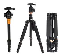 Bild zu Andoer Q 666 Pro SLR Kamera-Stativ Einbeinstativ für 39,19€