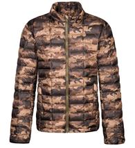 Bild zu adidas Nuvic Light Camouflage Herren Jacke für 54,99€ (Vergleich: 105,04€)