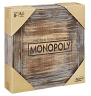 Bild zu Hasbro Monopoly Holz Sonderedition für 31,94€ (Vergleich: 72,95€)